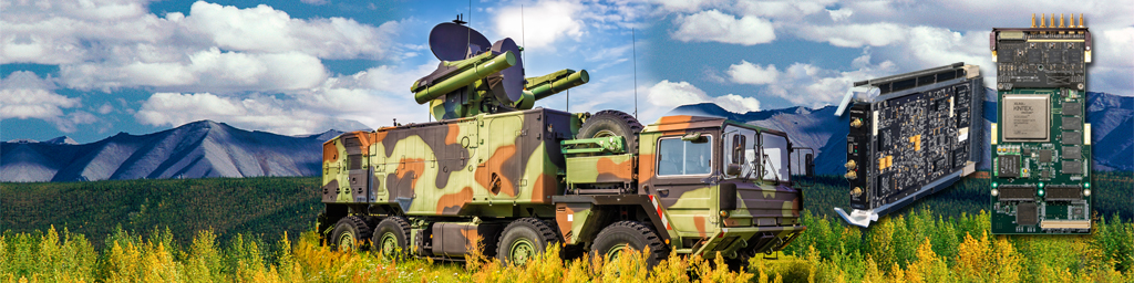 Pentek solves demanding defense application challenges