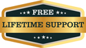 Free Lifetime Support